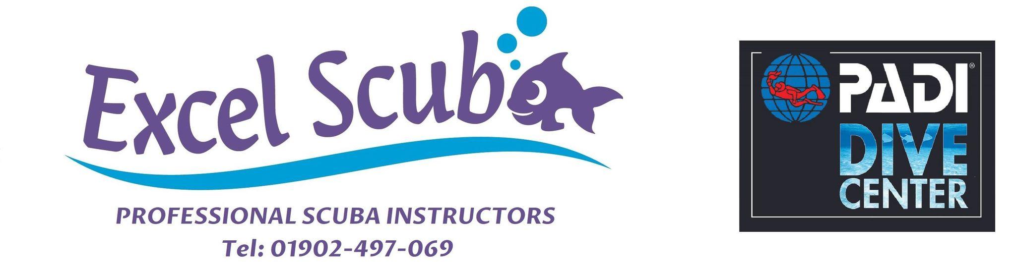 Excel Scuba Logo